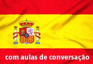 Espanhol (com aulas online ao vivo de conversação)