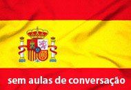Espanhol (sem aulas online ao vivo de conversação)