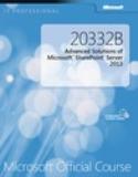 20332BC - Soluções avançadas do Microsoft SharePoint Server 2013