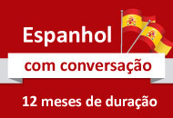 Curso Online de Espanhol Completo - Acesso por 12 meses com conversação