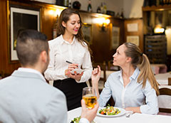 Inglês para a Gastronomia