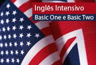 Inglês Intensivo - Níveis Basic One e Basic Two