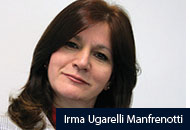 Comunicação Empresarial com Irma Ugarelli Manfrenotti
