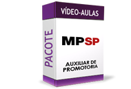MP-SP: Auxiliar de Promotoria