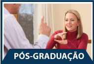 Pós-graduação em Libras - especialização lato sensu