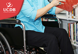 Pós-graduação em Educação Inclusiva com Ênfase em Deficiência Física - especialização lato sensu