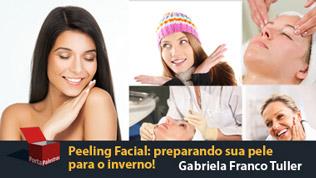 Peeling Facial: preparando sua pele para o inverno