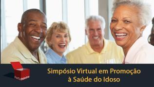 Simpósio Virtual em Promoção à Saúde do Idoso