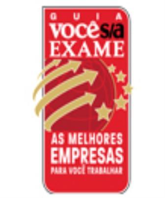 2012 - Melhores Empresas para Você Trabalhar no Brasil - Guia Exame - Você SA