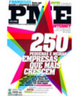 2011 - 250 Pequenas e Médias Empresas que Mais Crescem