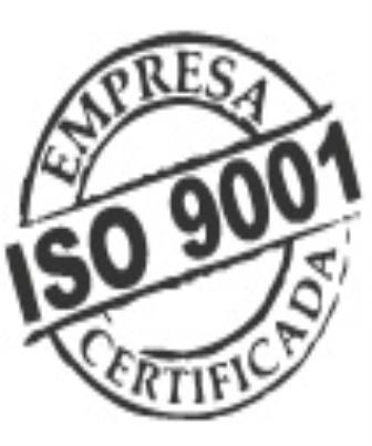2010 - 2013 - Certificação da NBR ISO 9001:2008