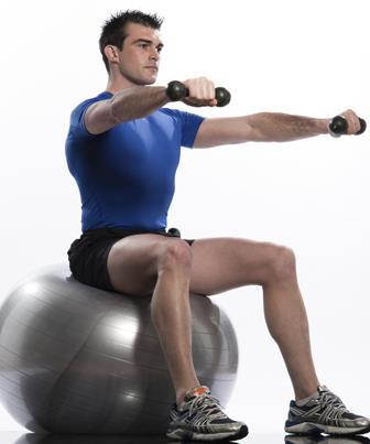 Dor na coluna lombar pode diminuir com musculação