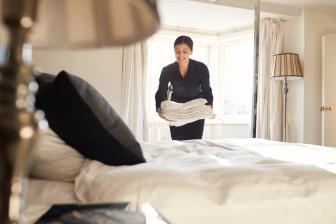 Rouparia de um Empreendimento Hoteleiro: Conceitos e Organização