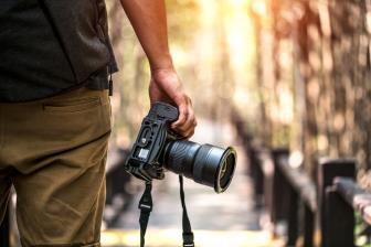 A importância das fotografias