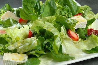 Salada de Queijo Minas