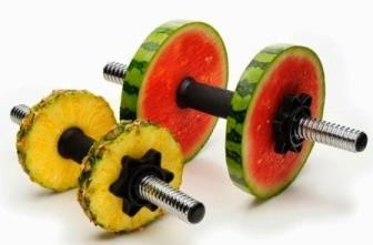 Como atletas vegetarianos repõem a energia