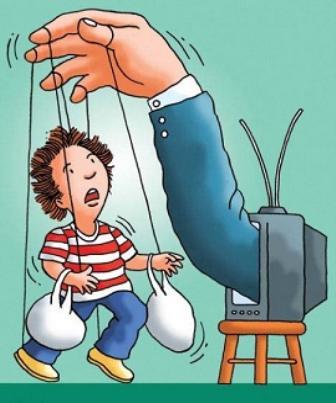 A propaganda desrespeita os princípios básicos da educação infantil