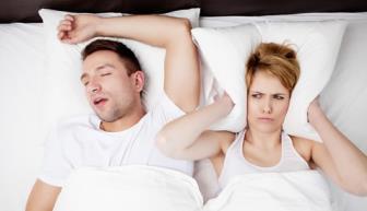 Por que as pessoas roncam?