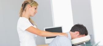 Quick Massage ou massagem rápida