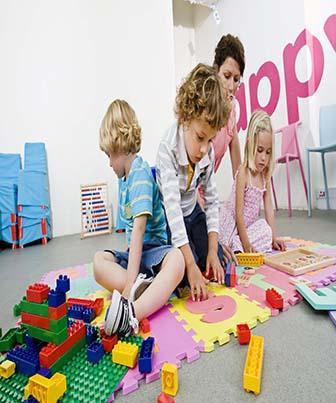 A ludicidade construindo a aprendizagem de crianças na educação infantil