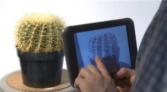 Disney Desenvolve Touchscreen Capaz de Promover a Sensação de Textura de Objetos