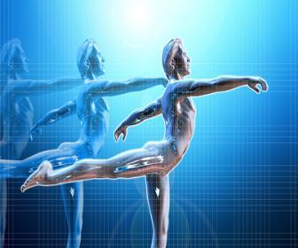Eixos do corpo humano e seus termos de posição e direção