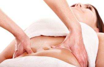 Para centímetros a menos: Massagem Redutora
