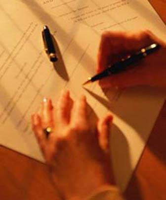 O testamento é um ato solene que deve submeter-se a numerosas formalidades