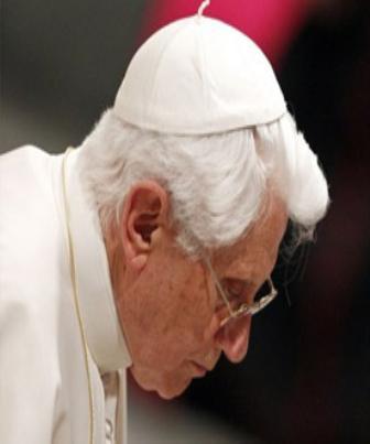 A gravidade da renúncia papal