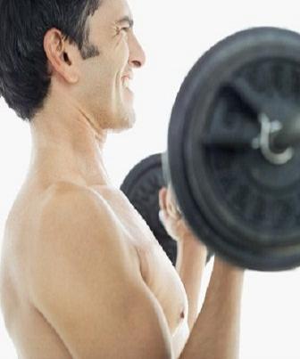 Praticante de musculação