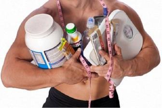 Jovens consomem suplemento alimentar em excesso