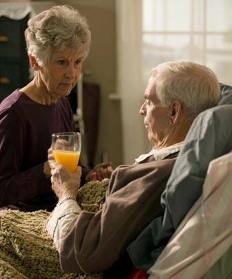 Dificuldades na alimentação dos indivíduos com Alzheimer