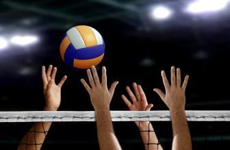 Toque no voleibol
