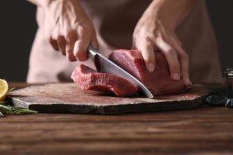 Estrutura muscular e proteínas da carne