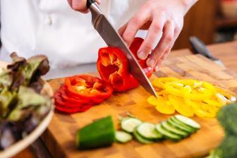 Pré-Preparo dos alimentos