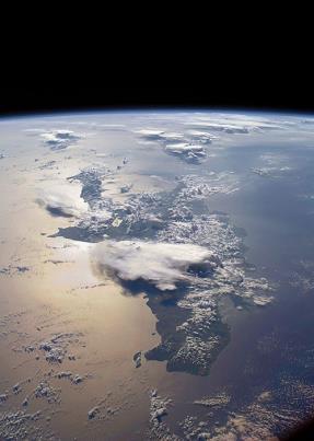 Entenda a origem da atmosfera terrestre