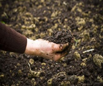 O solo é um recurso natural básico