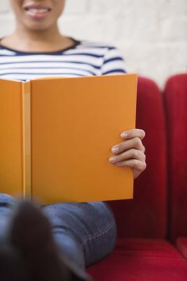 Iluminação correta para a leitura