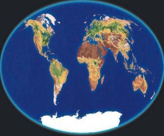 A cartografia: Novas tecnologias