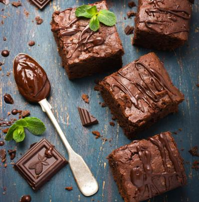 Brownie: receita divina!