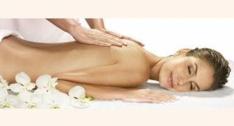Massagem tem diversos benefícios