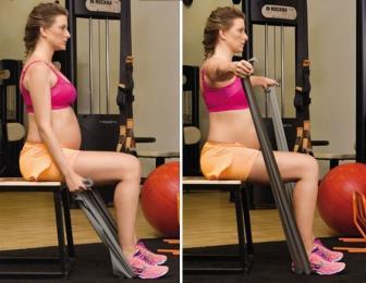 Benefícios de atividade física para gestantes