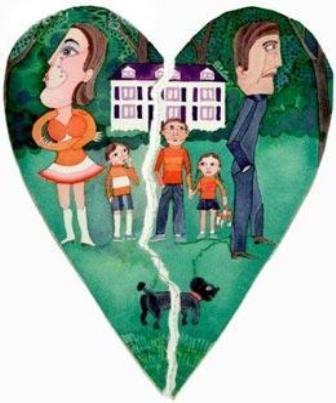 O impacto da separação conjugal atinge toda a família