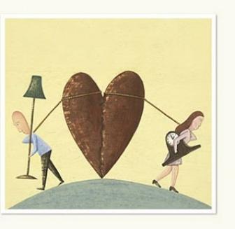 Os desafios da separação conjugal