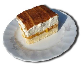 Baba de moça - Recheios de bolo