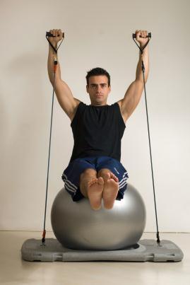 Desenvolve a resistência muscular