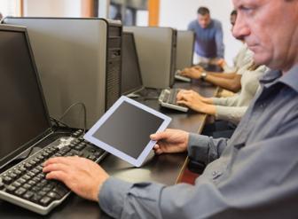 A vida sem as redes de computadores