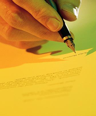 O que é um contrato?