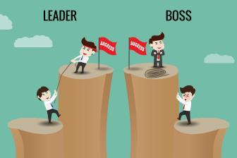 Líder versus Chefe