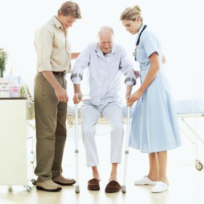 Com o avançar da idade, os idosos se tornam mais vulneráveis